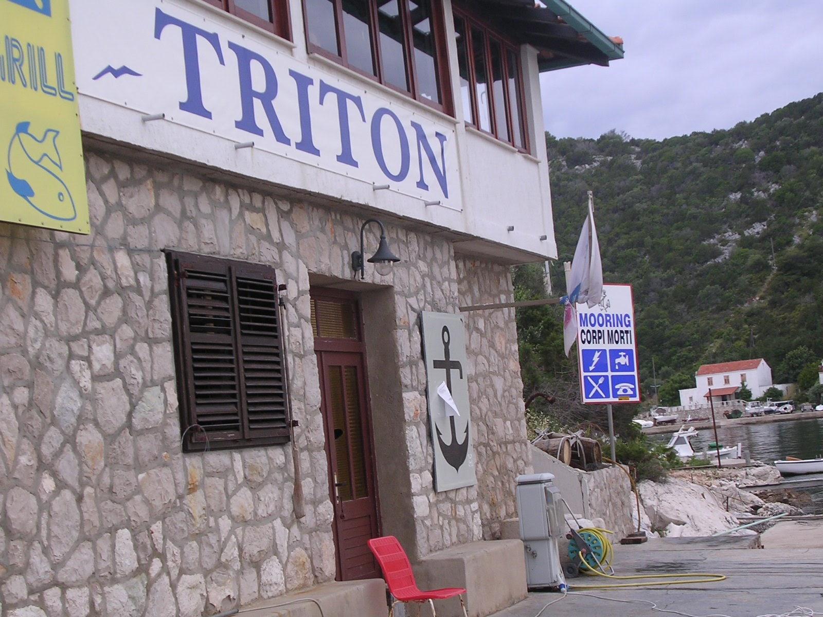 Triton Zaklopatica