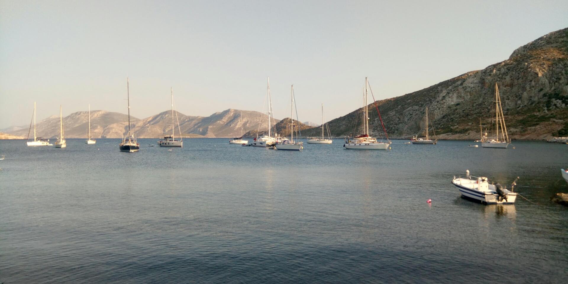 Xirokampos, Leros