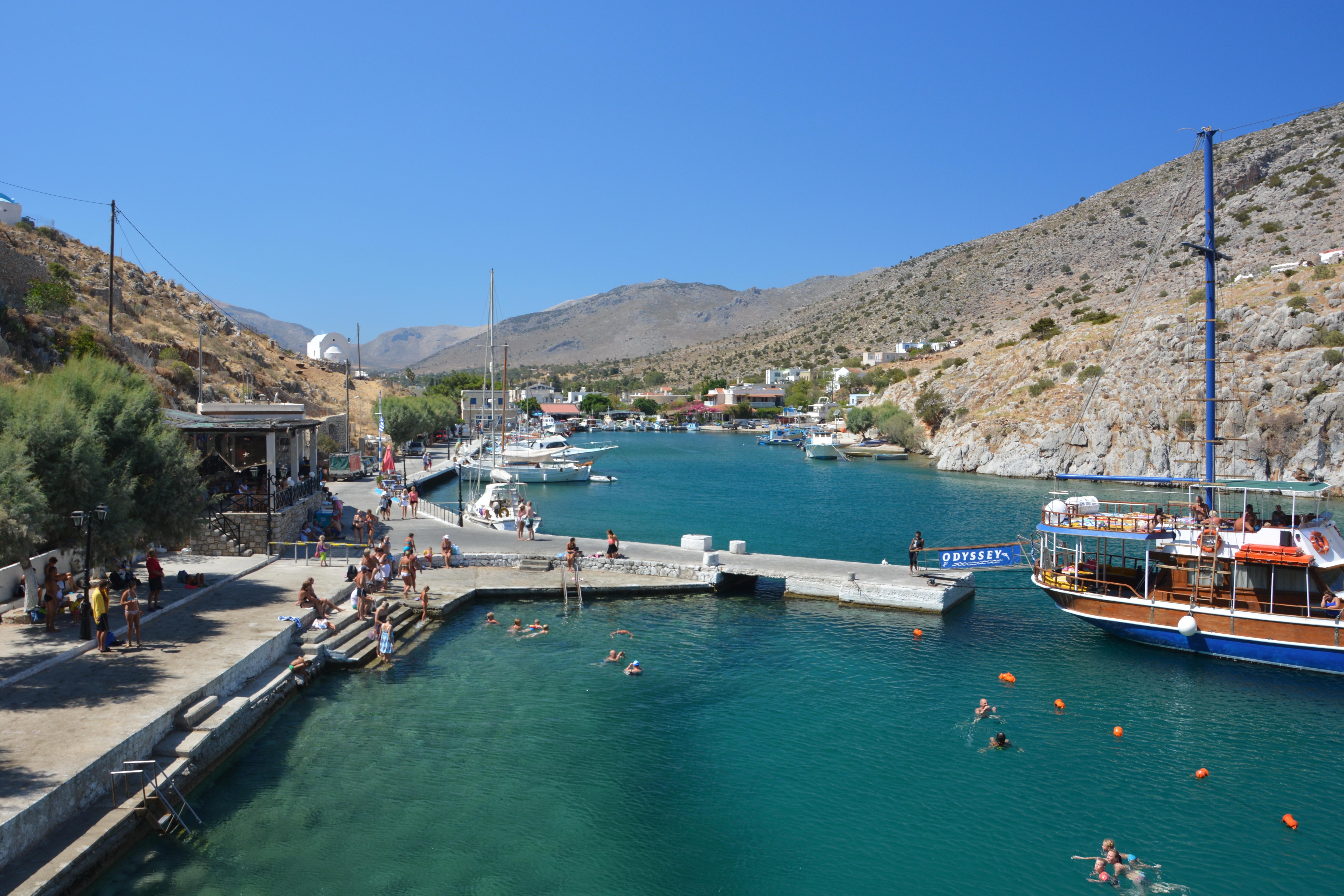 Vathi, Kalymnos