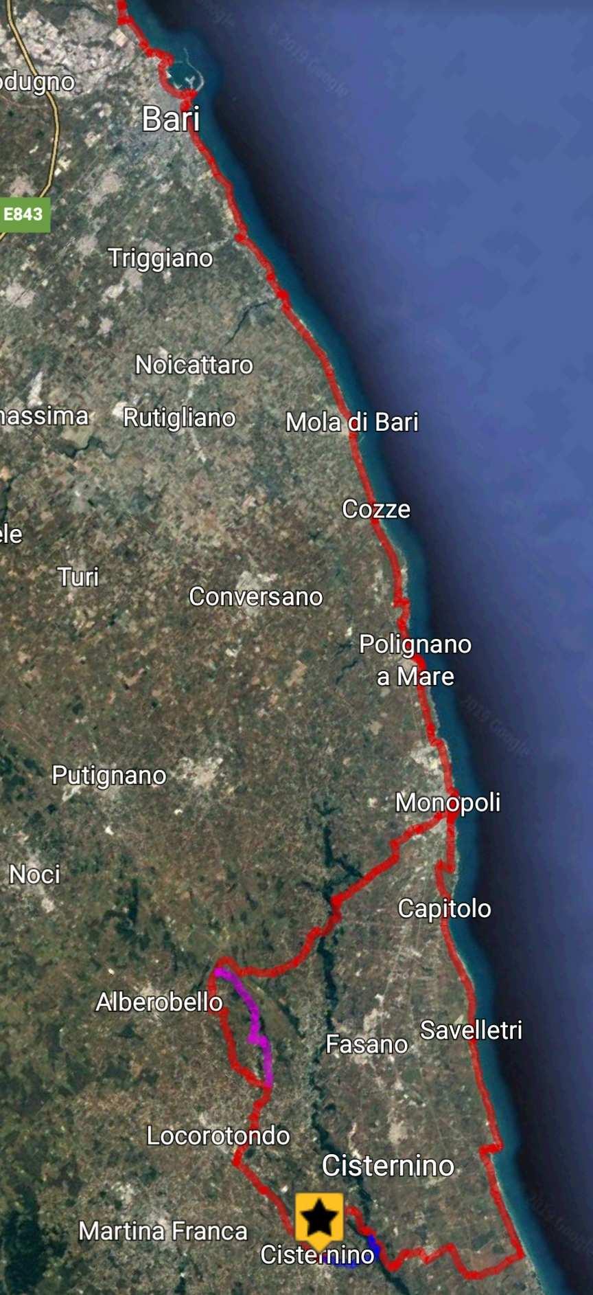 Costa Adriatica della Puglia