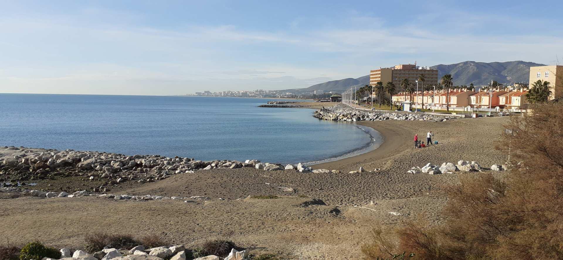 Malaga Rio Guadalhorce