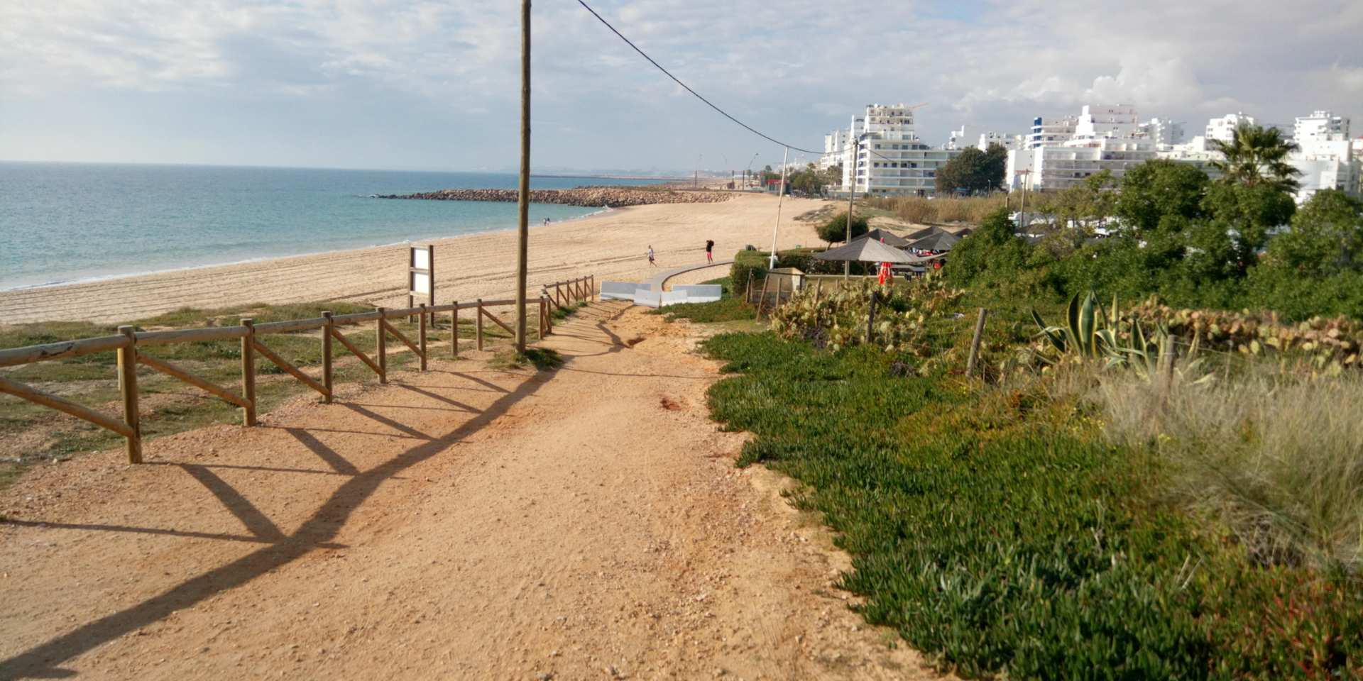 Praia de Loulé Velho
