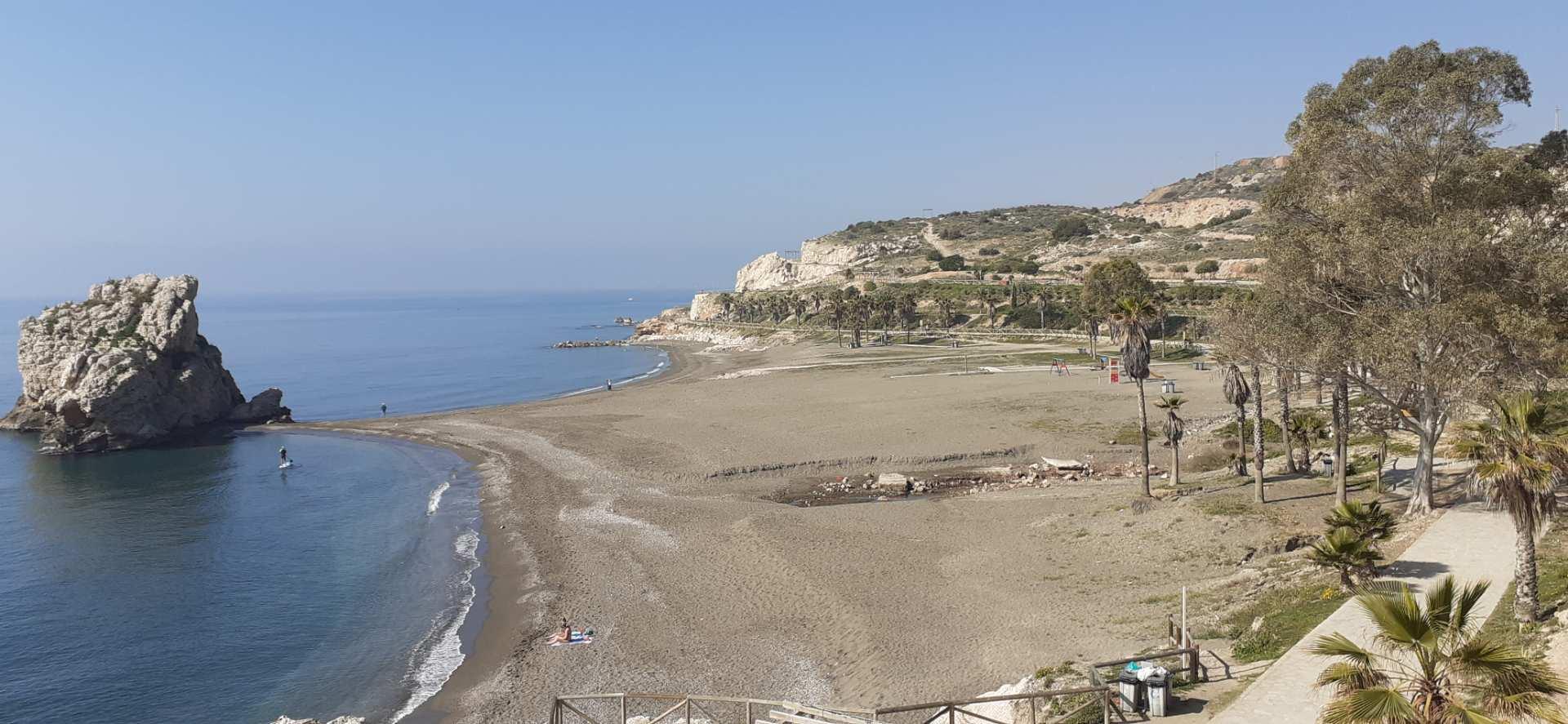 Playa Peñon del Cuervo