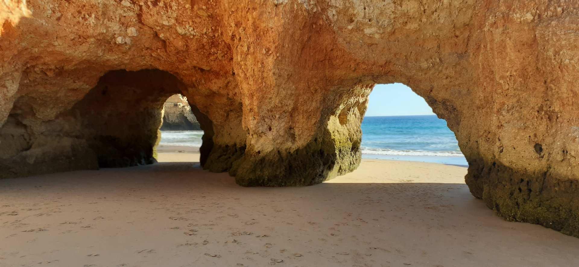 Praia dos Três Irmaos