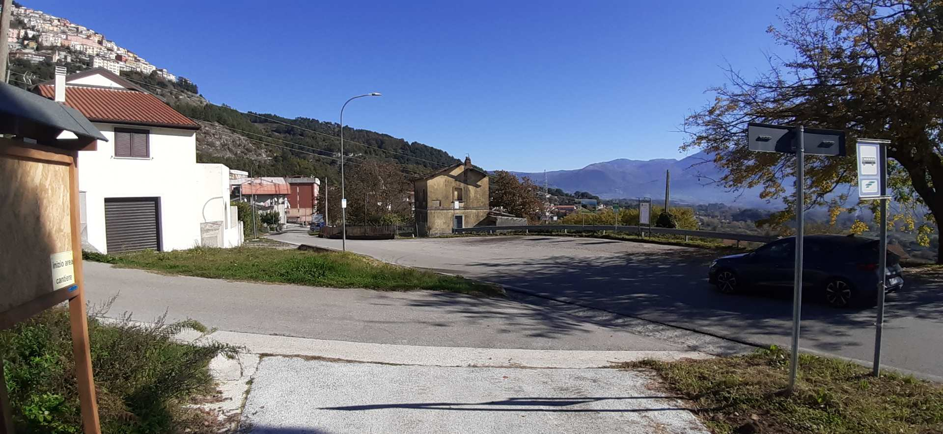 Castelluccio ciclabile ex ferrovia Lagonegro-Spezzano Albanese