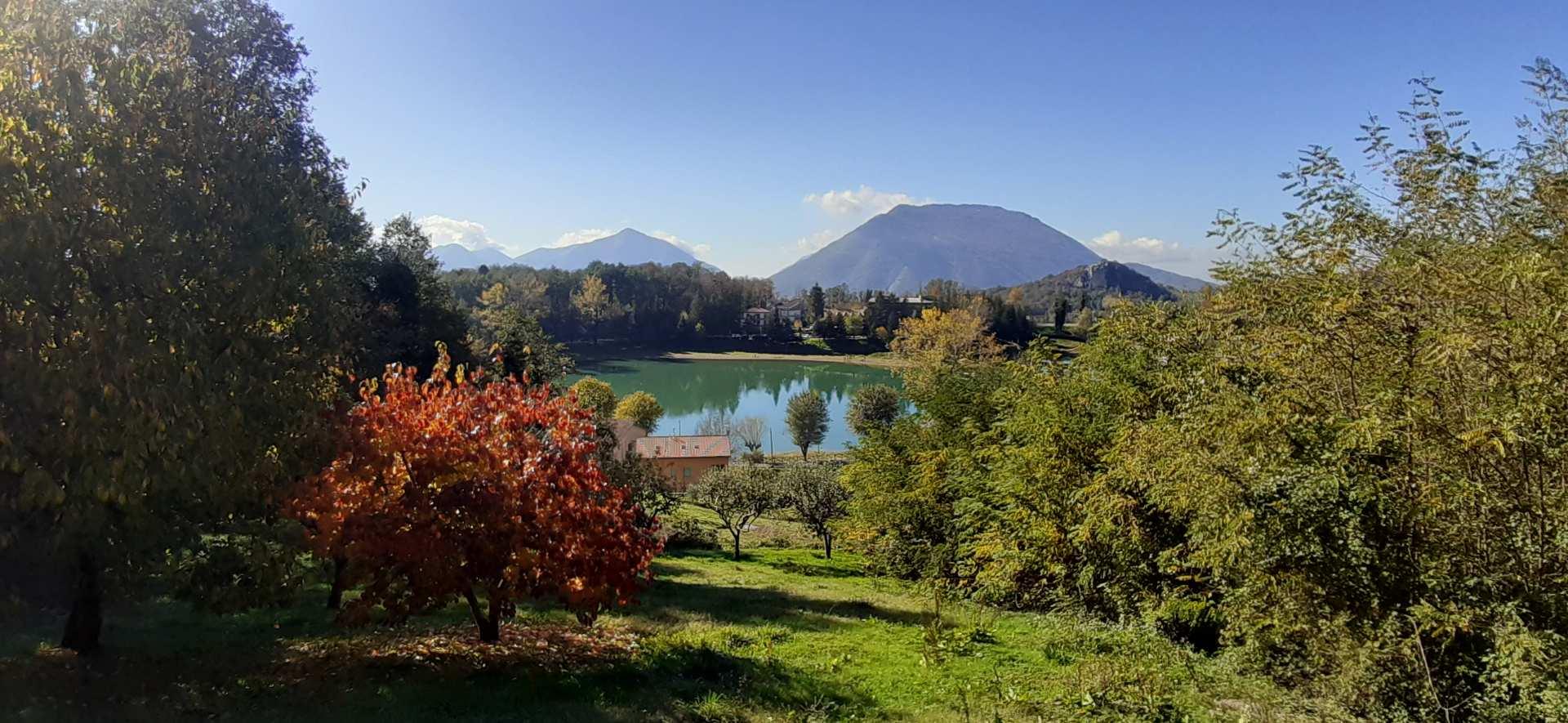 Lago di Sirino